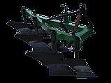 Плуг трехкорпусный для минитрактора ПЛН-3-25 с предплужником Володар, фото 3