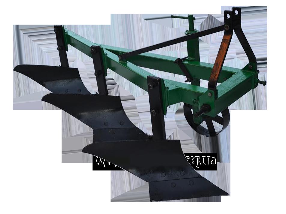 Плуг для минитрактора ПЛН-3-25 трехкорпусный Володар