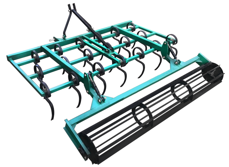 Культиватор для минитрактора пружинный КН-1,6П Володар
