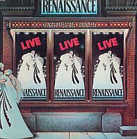 CD диск Renaissance - Live At Carnegie Hall