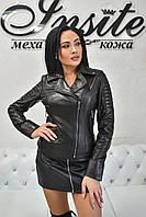 Куртка-Косуха Женская Кожаная 021НЖ
