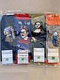 Стрейчеві жіночі носки шкарпетки Montebello з картинами Леонардо Да Вінчі Мона Ліза 36-40 12 шт в уп, фото 3