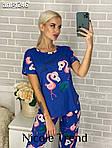 """Набір  піжама """"Фламинго"""" від Стильно/Модно. Інтернет магазин одягу, фото 2"""