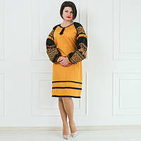 """Жіноче вишите плаття """"Джинджер"""" (Женское вышитое платье """"Джинджер"""") PJ-0031"""