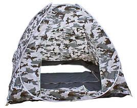 Зимняя палатка автомат 2,5м*2,5м