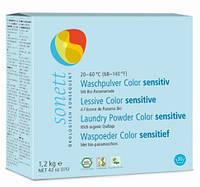 Органический порошок-концентрат для цветных тканей Sonett 1200 г (4007547102200)