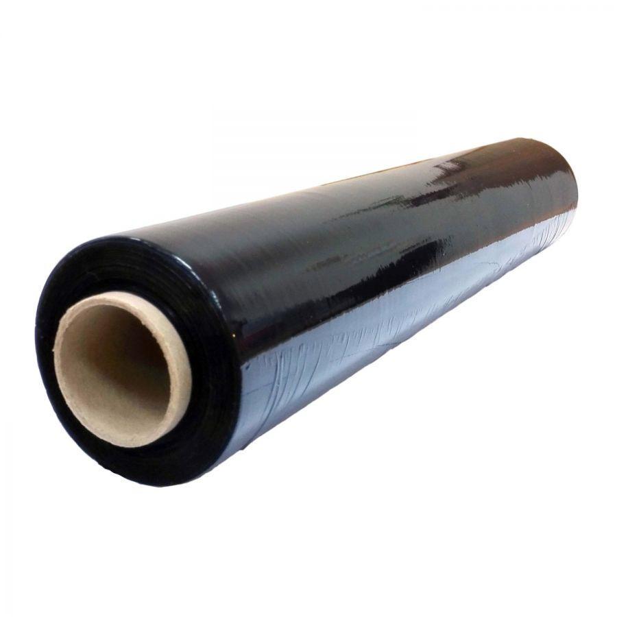 Стрейч - пленка черная 20 мкм 218м.