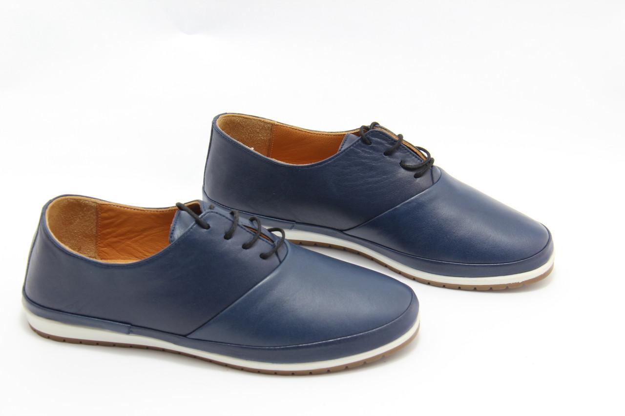 Мокасини жіночі сині літні Pabeste SE5003-navy