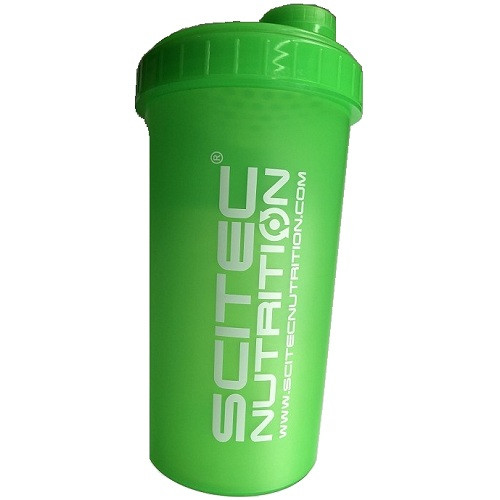Шейкер Scitec Nutrition Shaker Green OLD (ЗЕЛЕНЫЙ) (700 мл.)