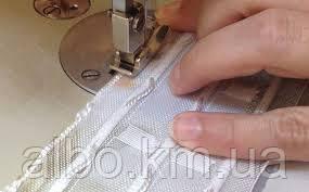 Услуга: пошив тюля и штор на тесьме