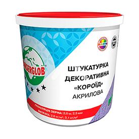 """Штукатурка акриловая """"короед"""", фракция 2.0"""