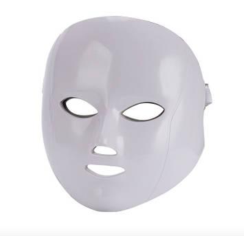 LED маска для микротоковой и светотерапии лица