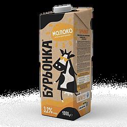 Молоко Бурьонка ультрапастеризоване 3,2% 1000г