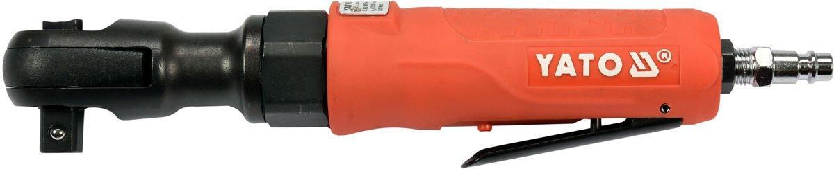 Трещотка пневматическая 80 Нм YATO YT-09802