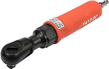 Трещотка пневматическая 80 Нм YATO YT-09802, фото 2