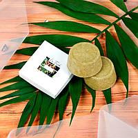 Натуральный твердый шампунь «Лавр благородный» для нормальных и склонных к жирности волос Le Tuch