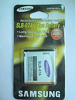 Аккумулятор Samsung SLB-07А
