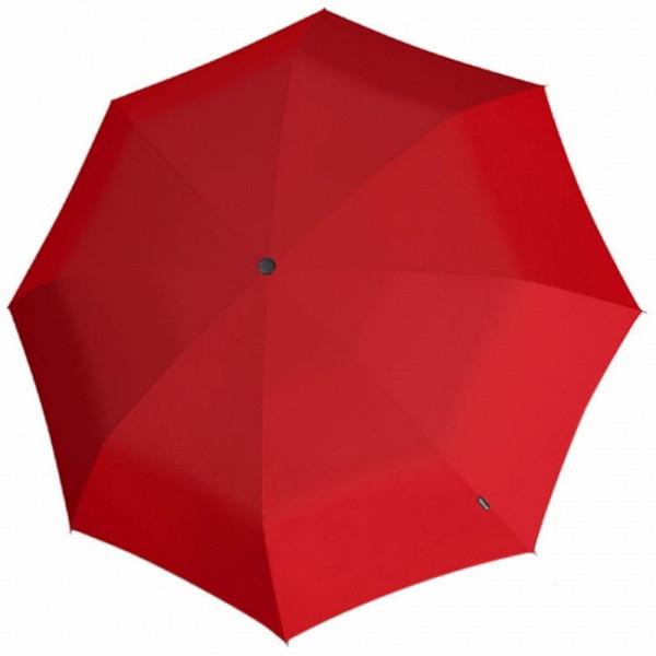 Зонт складаний механічний Knirps T. 010 (діаметр: 950мм), червоний