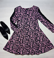 Женское трикотажное платье SL 827, фото 1