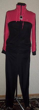 Спортивный костюм женский Батал, фото 2