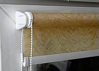 Тканевые роллеты - открытого типа