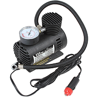 Автомобильный компрессор 250PSI 10-12Amp 25л Ji030