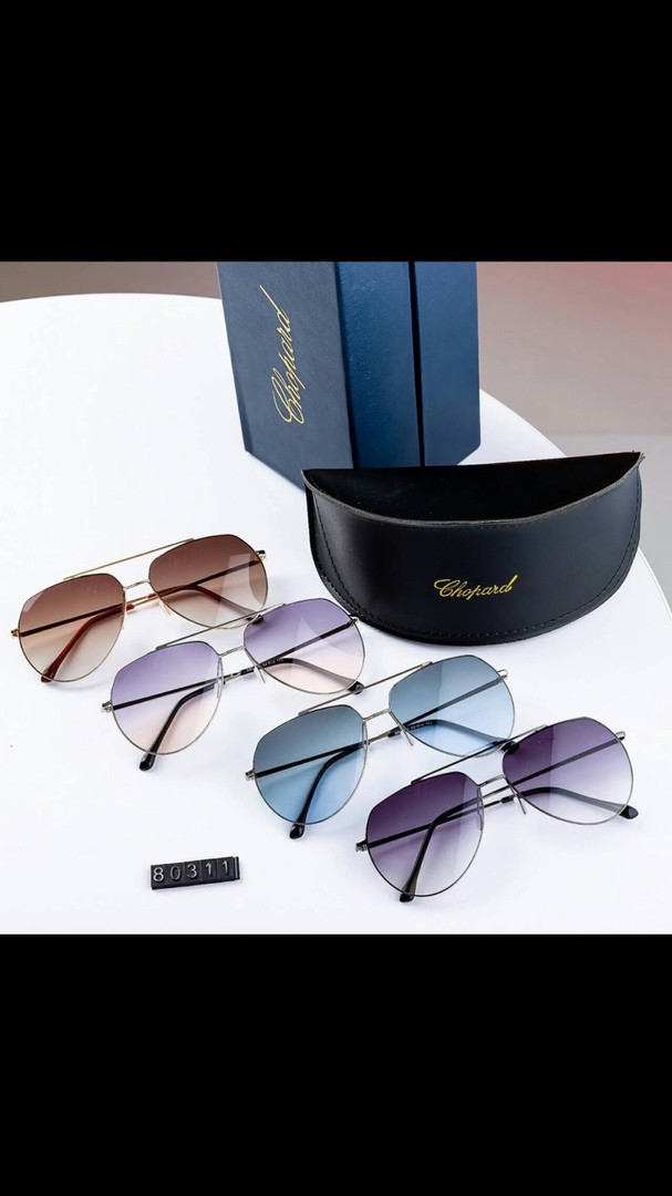 Ободковые женские солнцезащитные очки