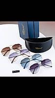 Ободковые женские солнцезащитные очки, фото 1
