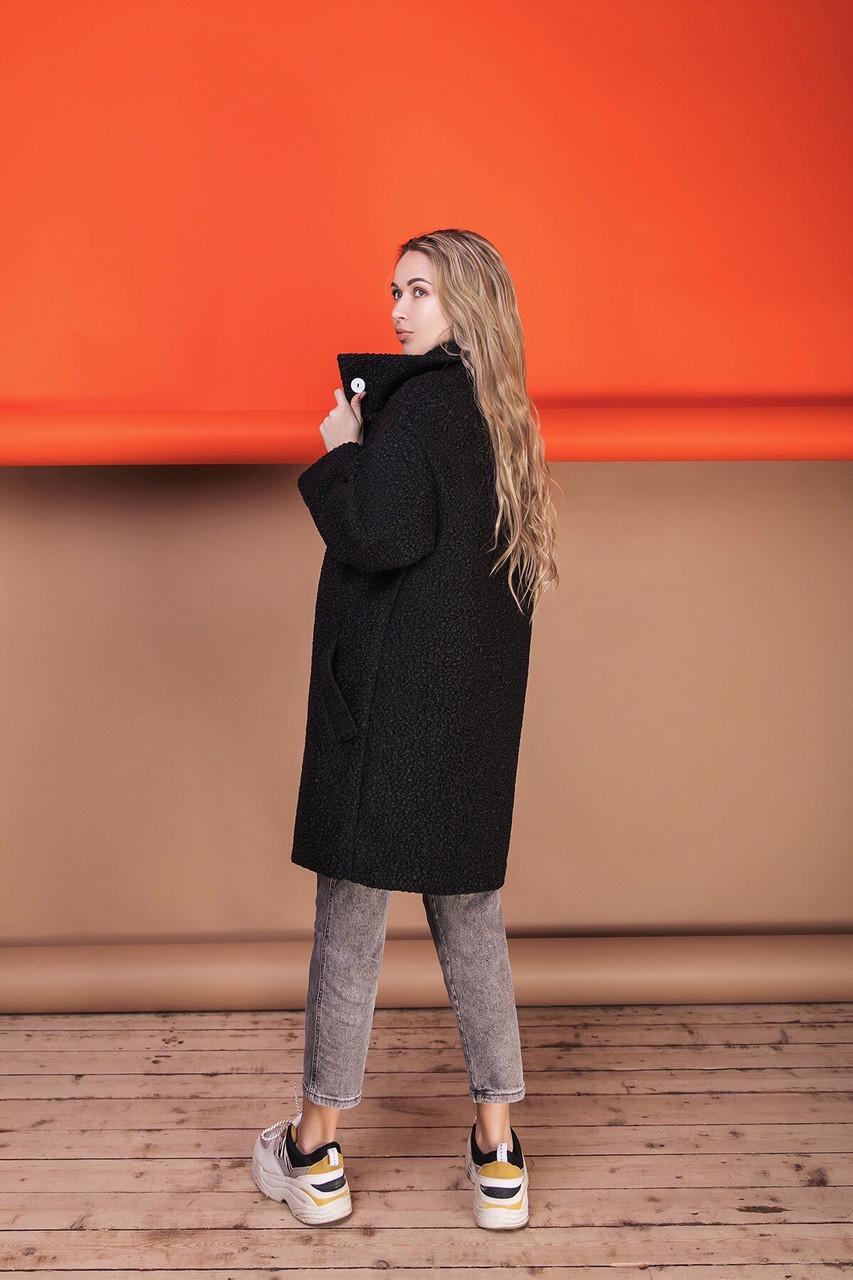Стильное женское пальто Oversize 42-46; 48-52; 6 расцветок