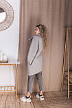 Стильное женское пальто Oversize 42-46; 48-52; 6 расцветок, фото 9