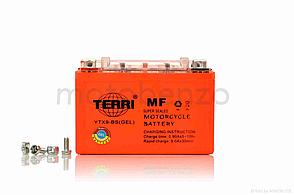 Аккумулятор мото 12V 9A гелевый 150-87-107mm