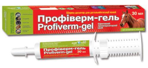 Профиверм-гель шприц, 30г