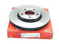 Тормозной диск передний Рено Трафик TRW (Германия) DF4275S