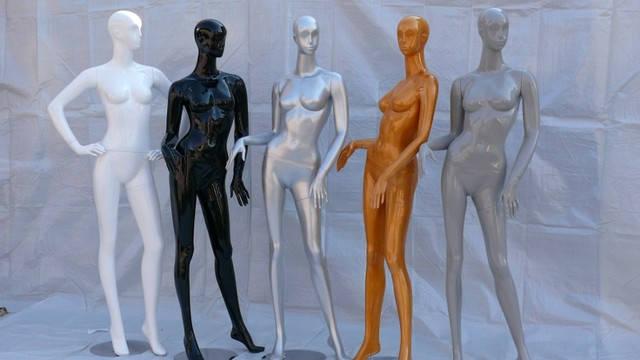 Манекены гипсовые,Женские. Разные цвета., фото 2