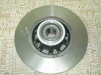 Тормозной диск задний с подш Рено Трафик Renault (Оригинал) - 7711130076