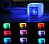 SALE! Светящийся Будильник Хамелеон CX 508 Кубик!Хит цена, фото 4