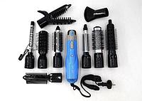 Набор для укладки волос стайлер Gemei Gm-4833 10в1