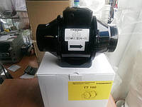 Канальный вентилятор Домовент ТТ 100