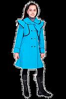 Пальто демисезонное для девочки подростка