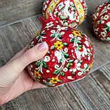 Керамический гранат с росписью. Узбекистан, фото 2