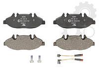 Тормозные колодки передние VITO W639 ATE