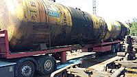Б У железнодорожная металлическая Бочка цистерна 73 куба для жидкостей
