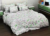 Комплект постельного белья семейный, хлопок, TM Krispol (430.157009)