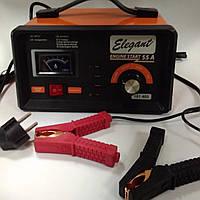 Пуско-зарядное устройство Старт 55А ,Заряд 10А 6/12В Elegant 101 405