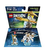 LEGO Dimensions Ninjago Sensei Fun Pack