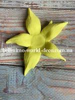 Молд Чашелистик розы L  7,5см х 8см