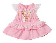 Оригинал. Платье для куклы Baby Born Zapf Creation 820773C