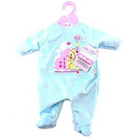 Оригинал. Пижама для куклы Baby Born Zapf Creation 820773B