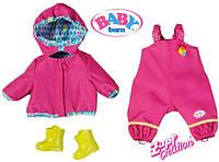 Оригинал. Костюм Осенний для куклы Baby Born Zapf Creation 819302