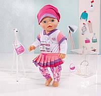 Оригинал. Костюм Класический для куклы Baby Born Zapf Creation 819371B